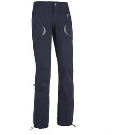 E9 Elly19 Trousers Women, bluenavy